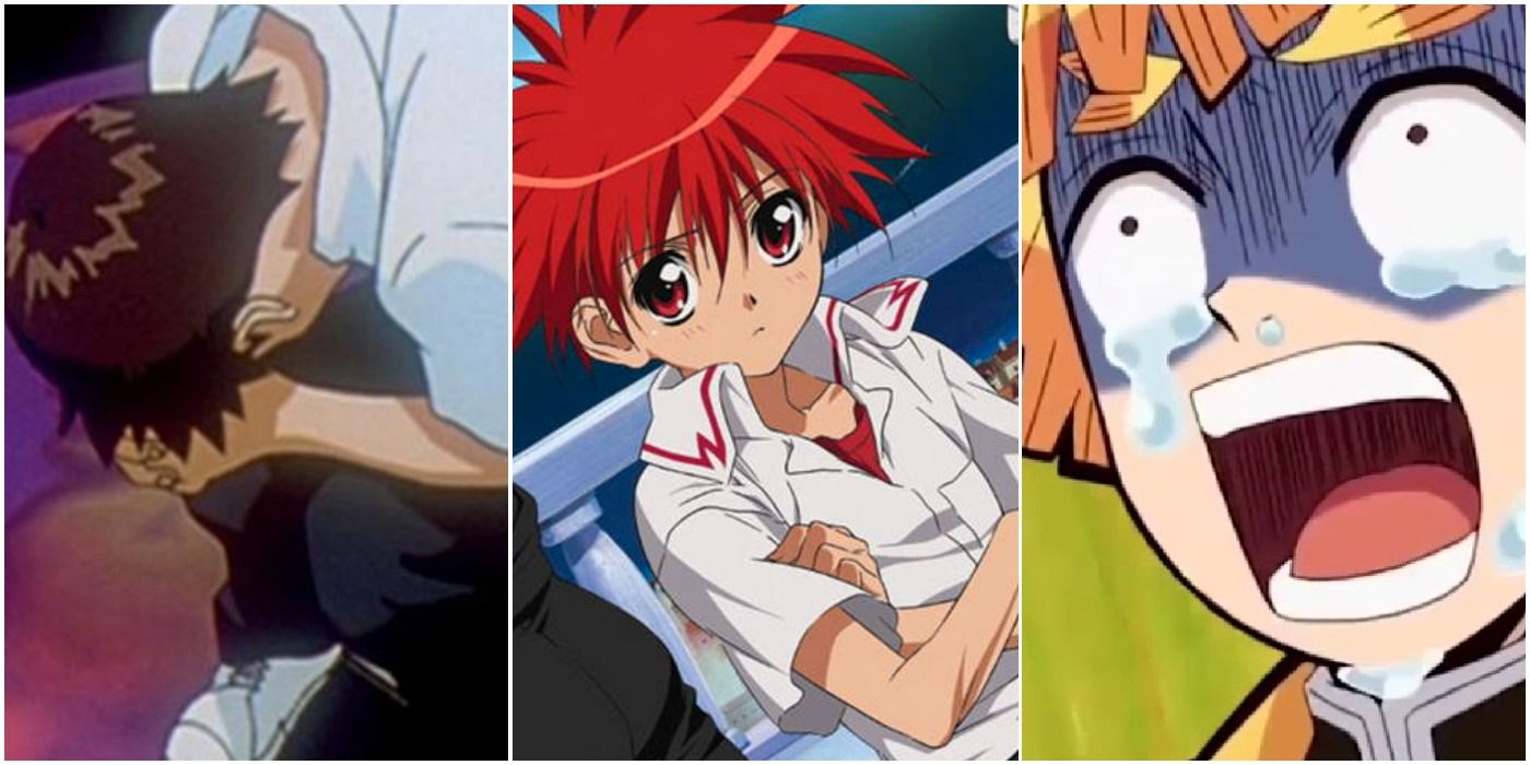 10 anime heroes who have a hard time believing in themselves