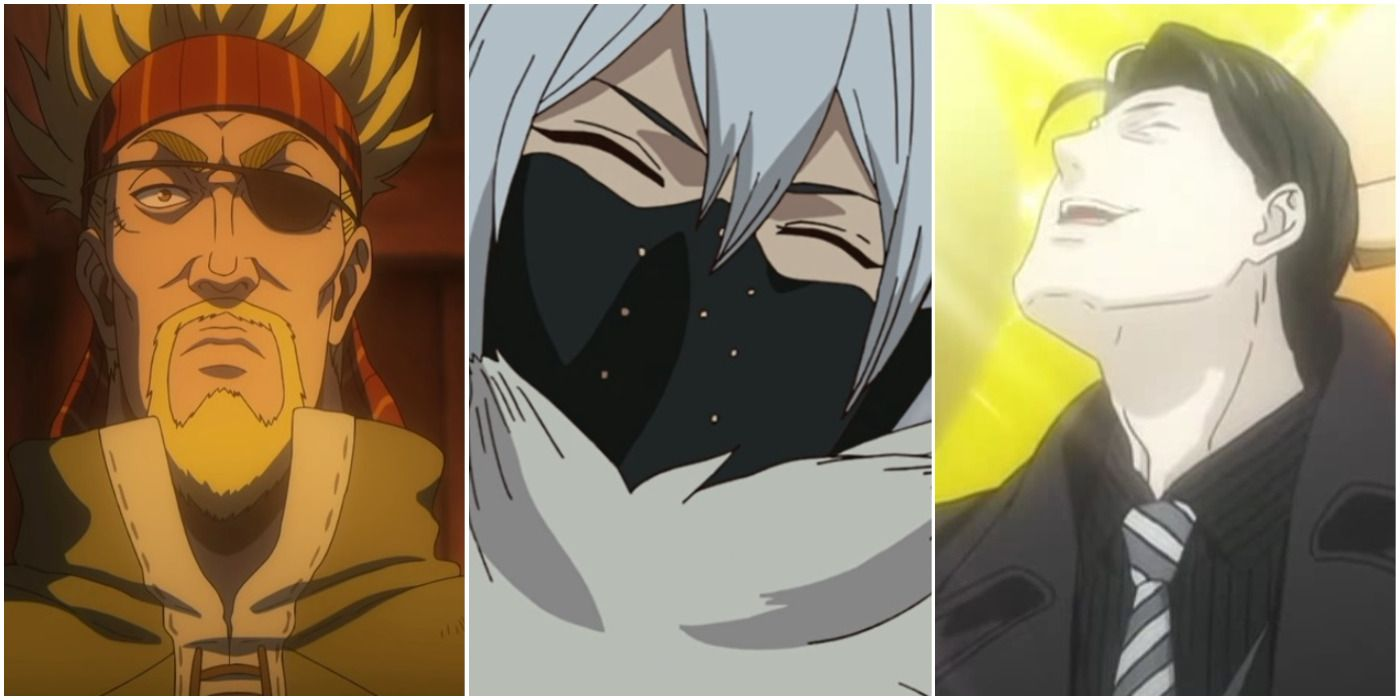 10 anime villains without superpowers