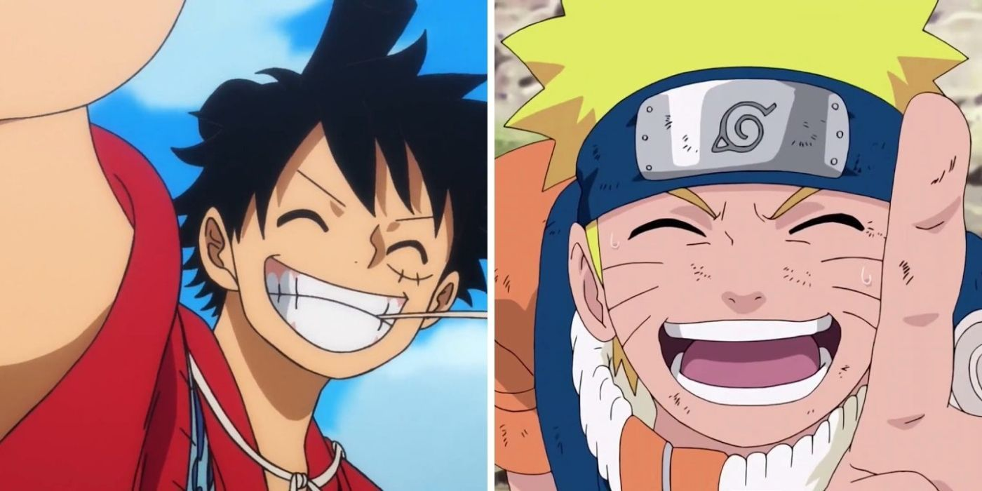 10 ways Luffy and Naruto are the same