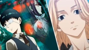 Tokyo Ghoul Creator Makes His Own Version of Manjirou from Tokyo Revengers | EarthGamer
