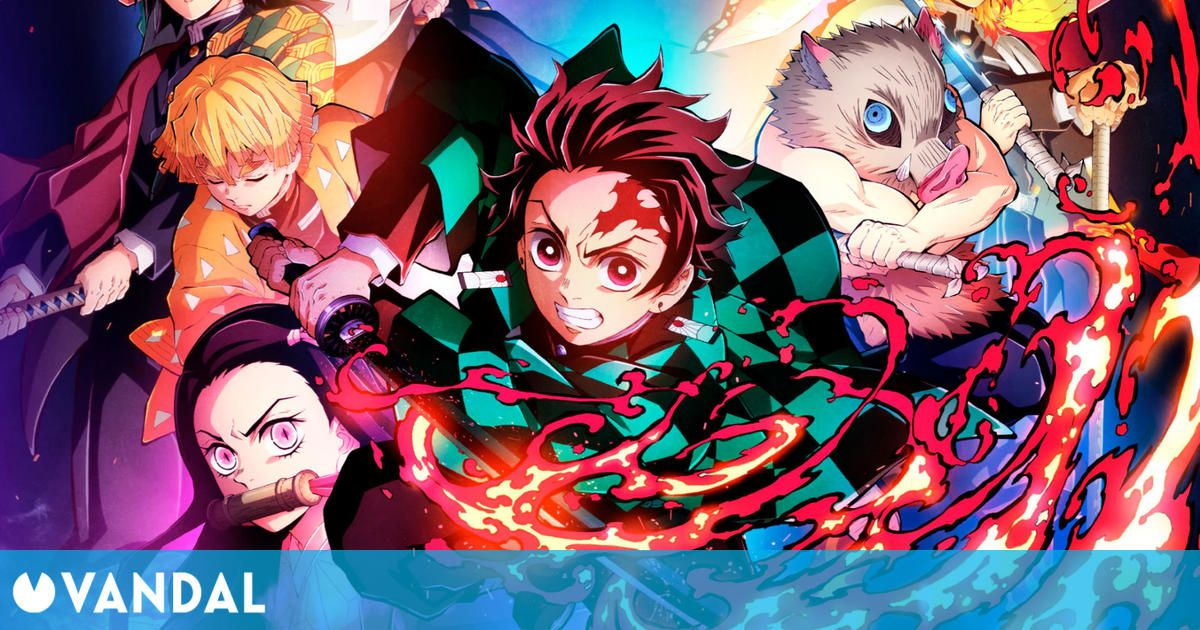 Demon Slayer game shows its versus mode in new trailer
