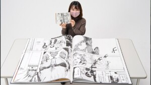 This Attack on Titan manga weighs more than 13 kilos and costs almost 1200 euros