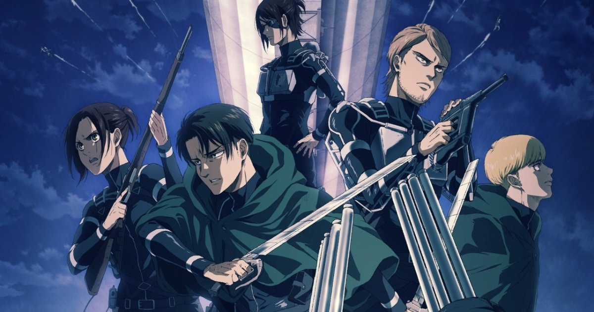 1628900032 Have you finished Attack on Titan 5 alternatives that you
