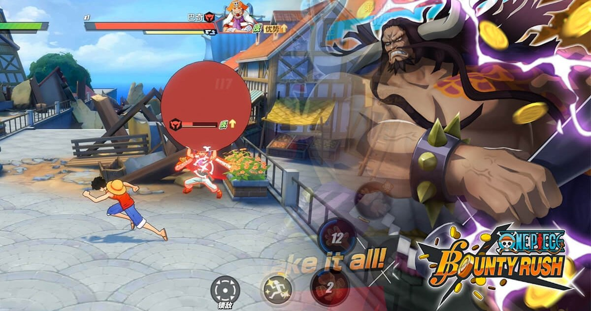 3 One Piece games that you have to try on your Android