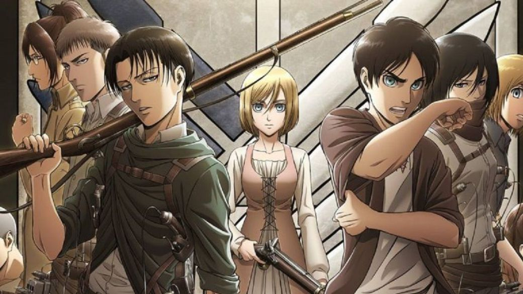 1629217535 Shingeki no Kyojin Attack on Titan will have an official