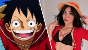 One Piece: Mexicana reveals what Luffy would look like as a woman | EarthGamer