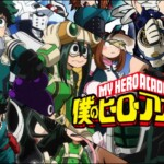 My Hero Academia (Boku no Hero): In what order to see the entire series, movies and OVA? - MeriStation