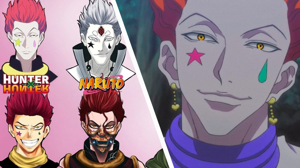 1629910030 Hunter x Hunter This is what Hisoka would look like
