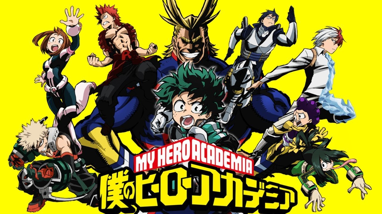 1630315434 Where to watch My Hero Academia online Better free and