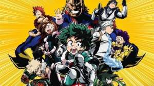 In what order to watch My Hero Academia: chronology of the entire anime