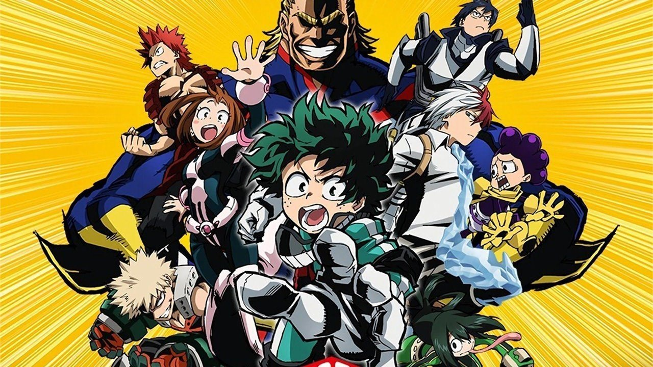 1630344304 In what order to watch My Hero Academia chronology of
