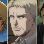 Attack On Titan: 5 Characters Reiner Could Defeat (& 5 He Would Lose To)