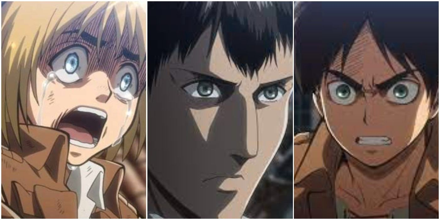 Attack On Titan: Bertholdt's Top 5 Fights (And Who Won)