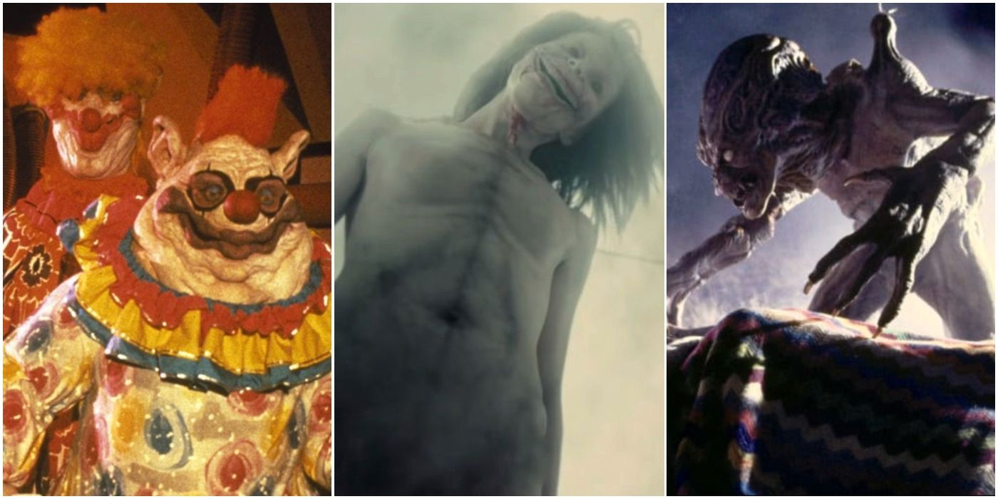 Attack on Titan 10 Movie Monsters That Are Scarier Than