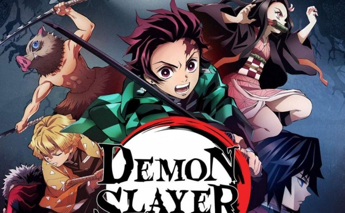 """Kimetsu no Yaiba 