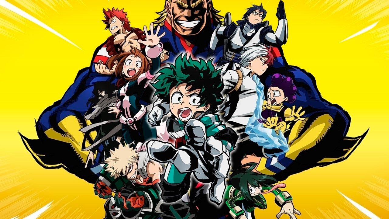 My Hero Academia The American version of live action of