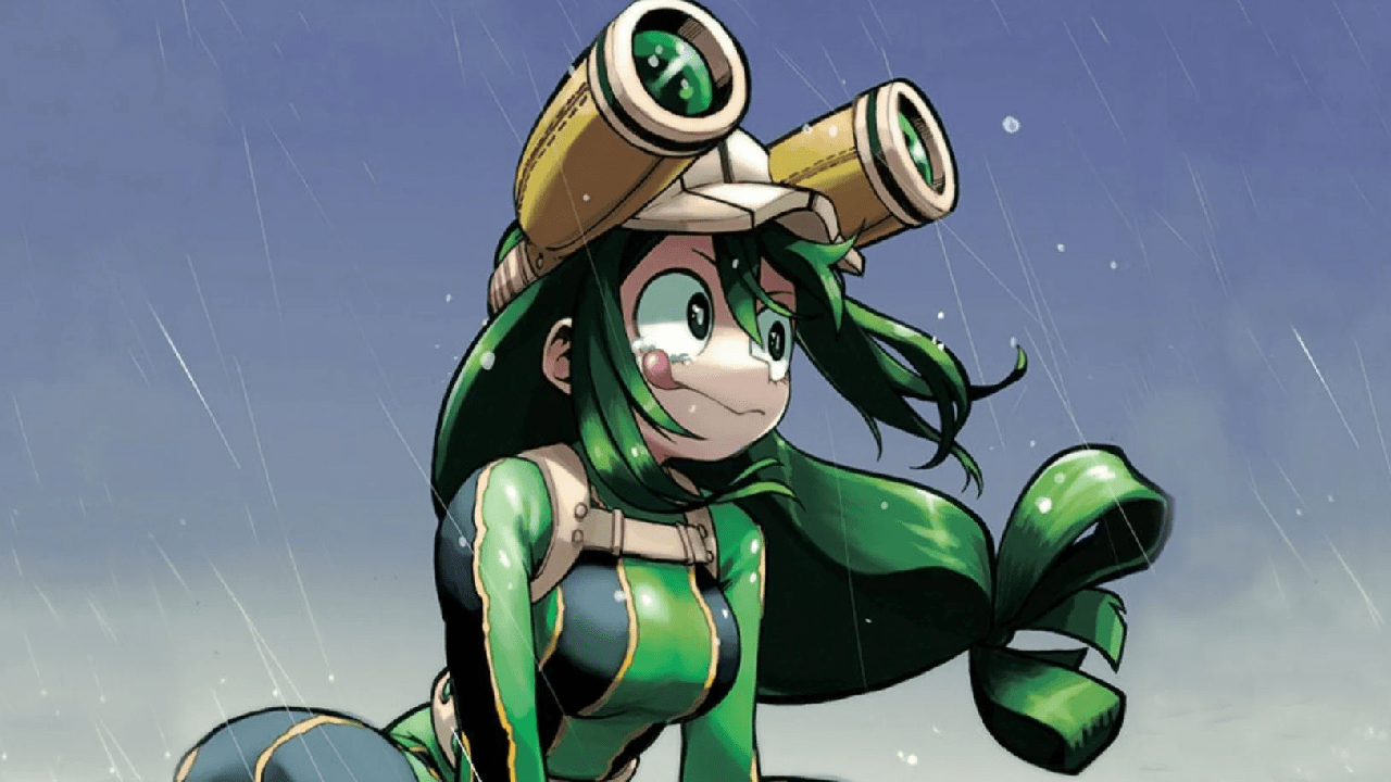 My Hero Academia This gorgeous Froppy cosplay will make you