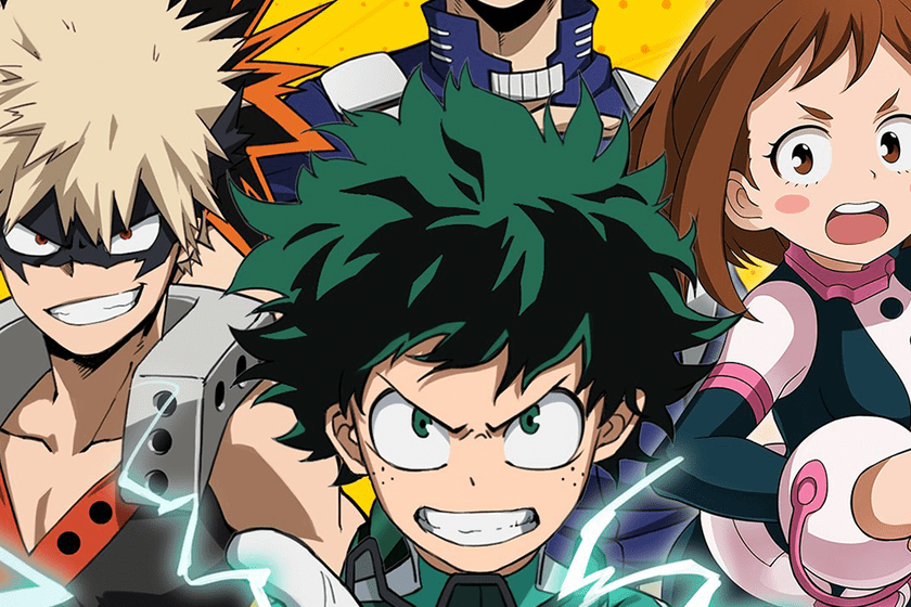 'My Hero Academia': the live-action adaptation of the popular superhero manga is left to the director of 'Bleach' and 'I Am a Hero'