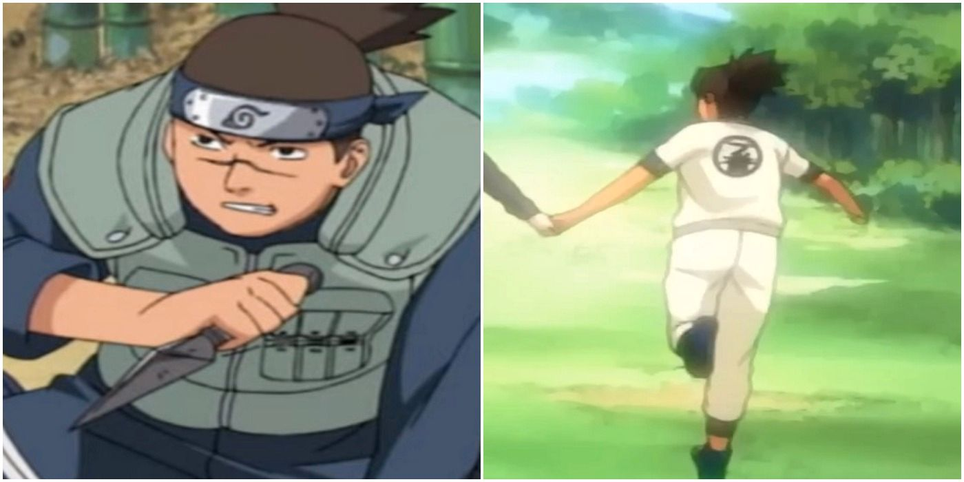 Naruto 10 things you didnt know about Iruka