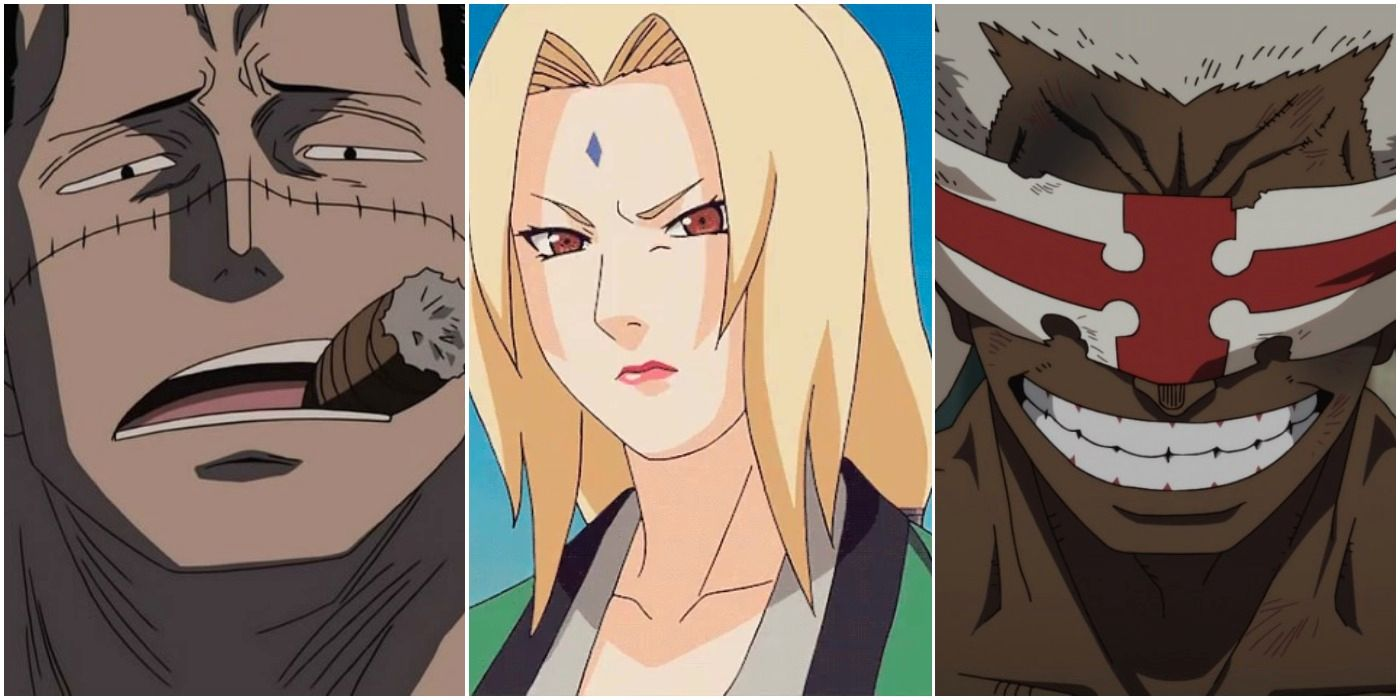 Naruto: 5 Anime Characters Tsunade Can Defeat (& 5 She Would Lose To)