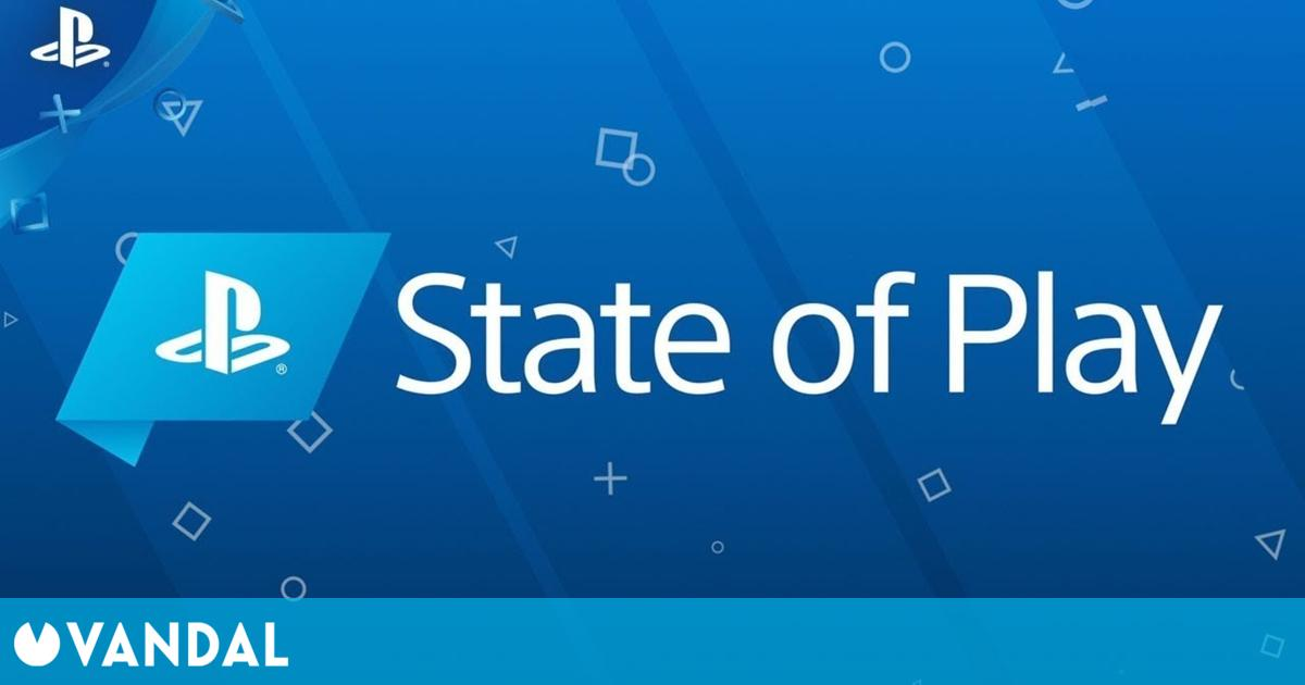 New State of Play would be on the way with