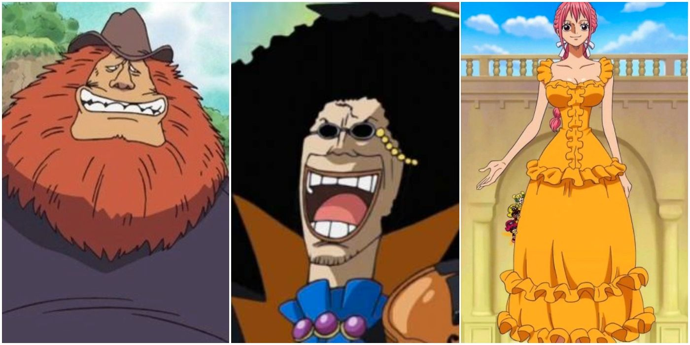 One Piece 10 characters who died in a flashback