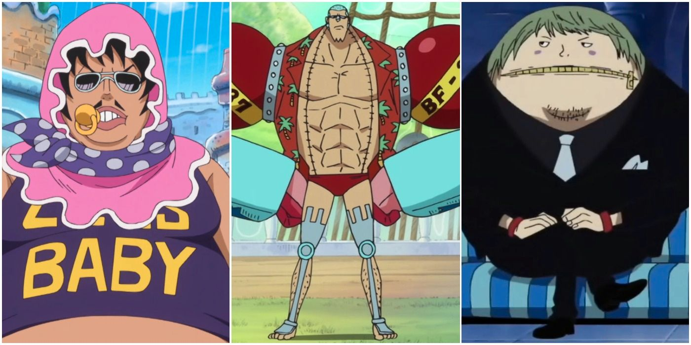 One Piece 10 times Franky saved the day