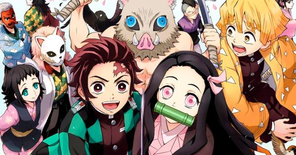 The opening of Demon Slayer was heard at the Closing of Tokyo 2020 | LevelUp