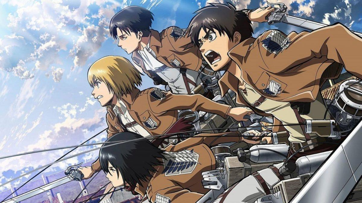 The second part of the final season of Attack on