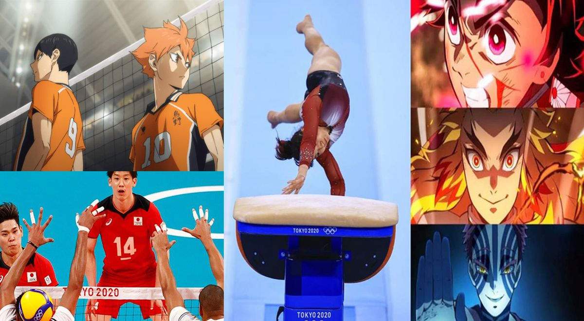 Tokyo 2020: anime songs from Attack on titan, Haikyuu and more play in competitions