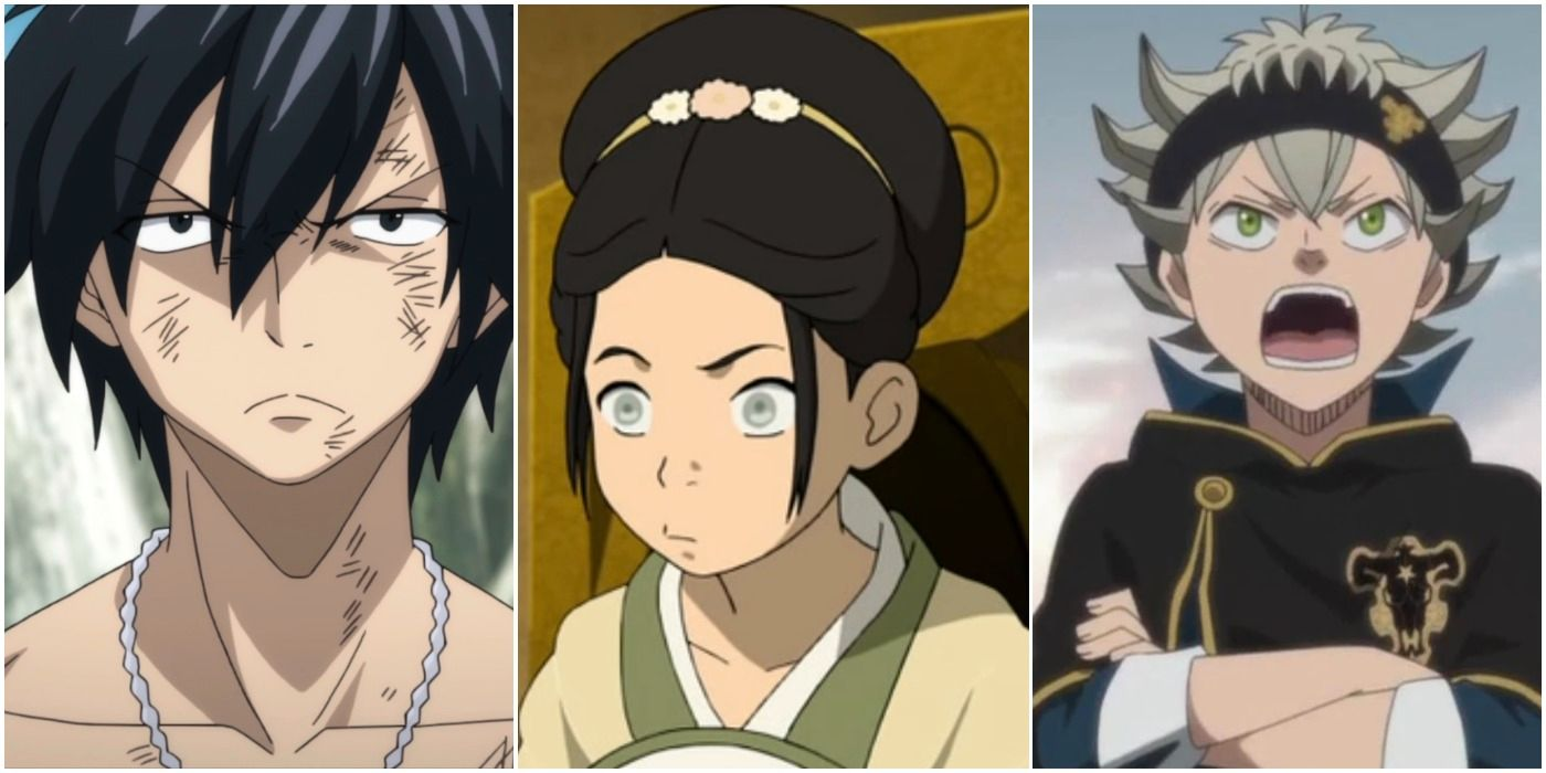 10 anime heroes with no manners