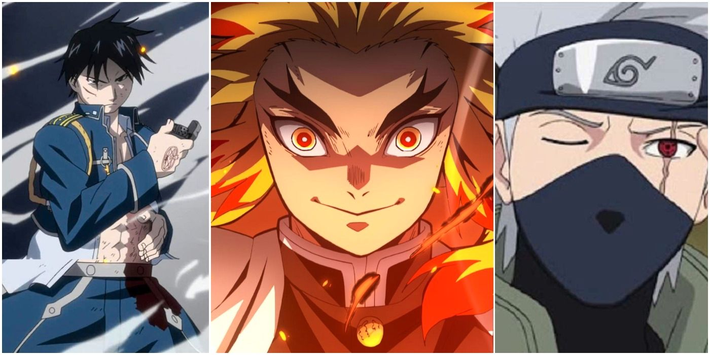 10 of the best squad captains in anime