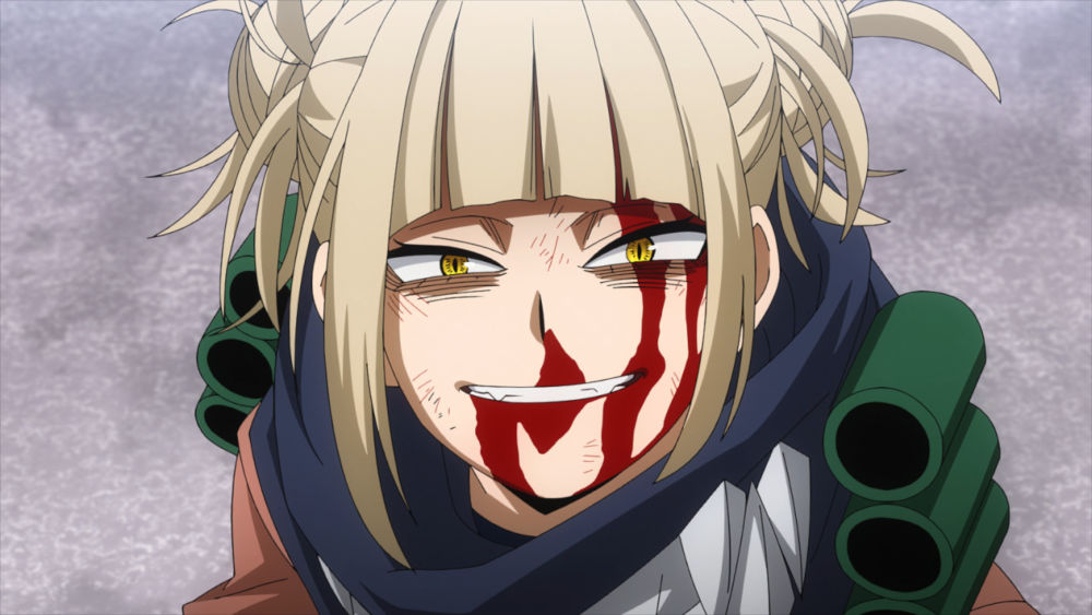 1630517628 My Hero Academia is accused of having bad animation in