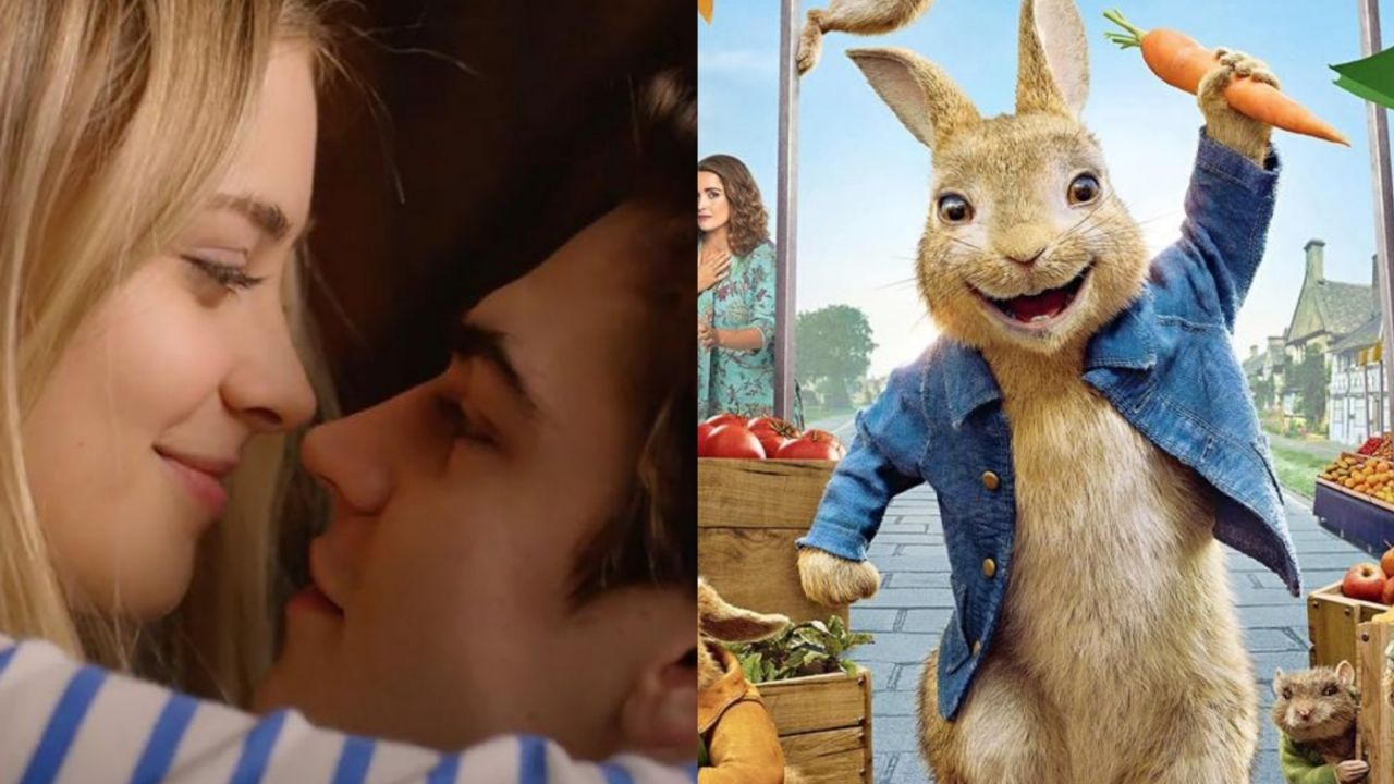 1630894461 After Lost Souls and Peter Rabbit rabbit on the run