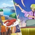 The new chapter of Shokugeki no Sanji, spin-off of One Piece, is now available   EarthGamer