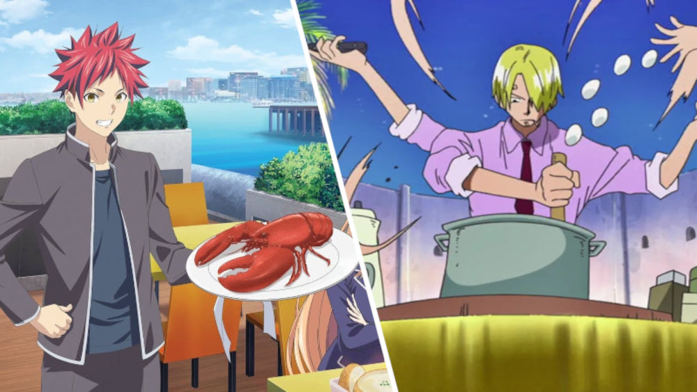 The new chapter of Shokugeki no Sanji, spin-off of One Piece, is now available | EarthGamer