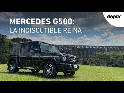 Mercedes G500: We put to the test the queen of its segment 4x4   Doppler