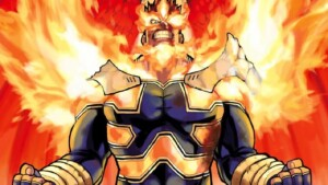 My Hero Academia: This was the first sketches of Endeavor, Musutafu's No. 1 professional hero | Spaghetti Code