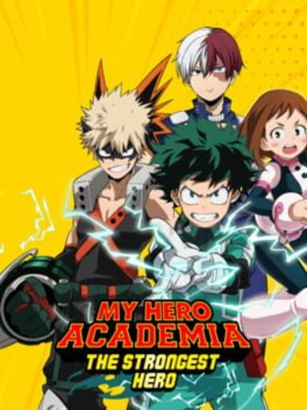 1632857953 684 Complete guide of My Hero Academia Strongest Hero what you