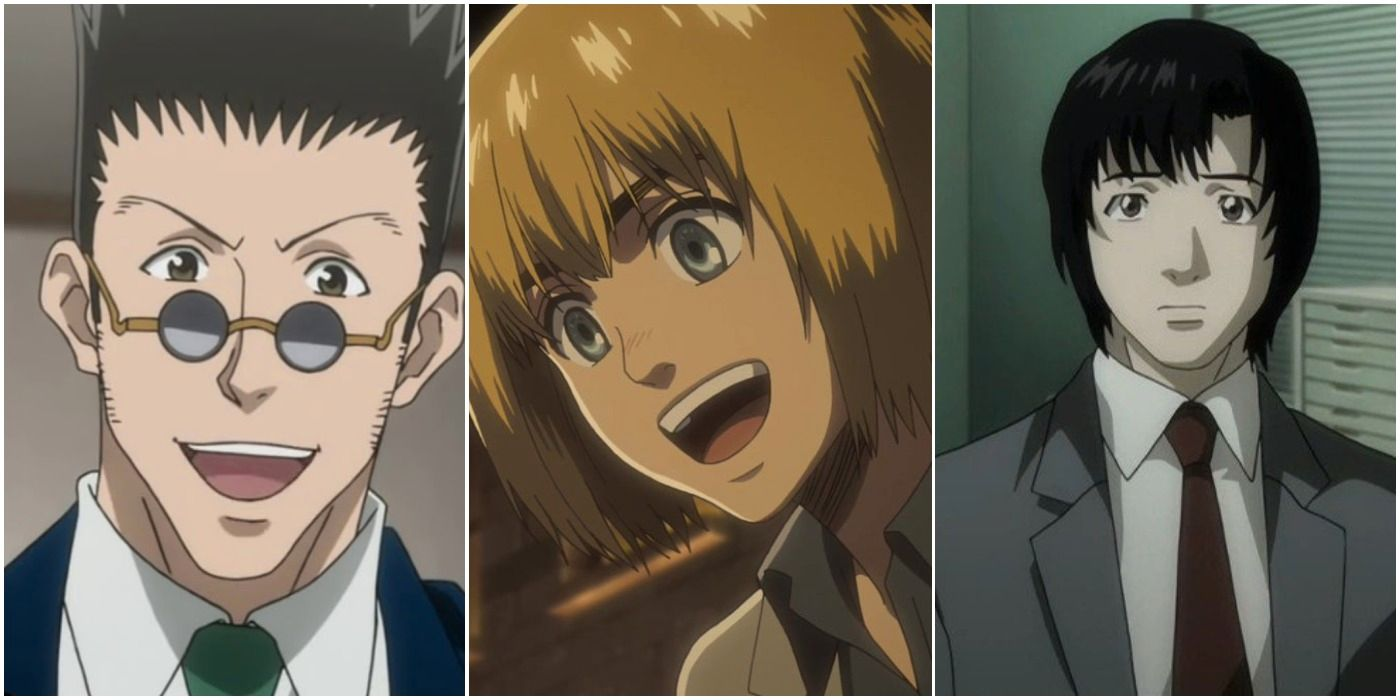 Attack On Titan 10 Anime Characters Armin Would Be Friends
