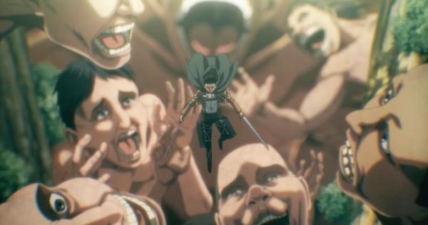 Attack on Titan fan Announce Brave Order a new RPG