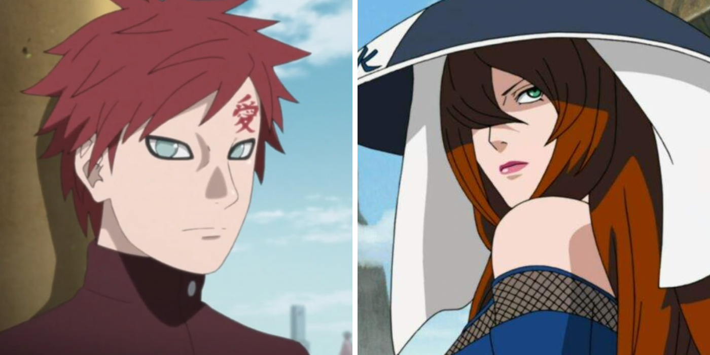 Boruto 10 characters that rarely appear in anime