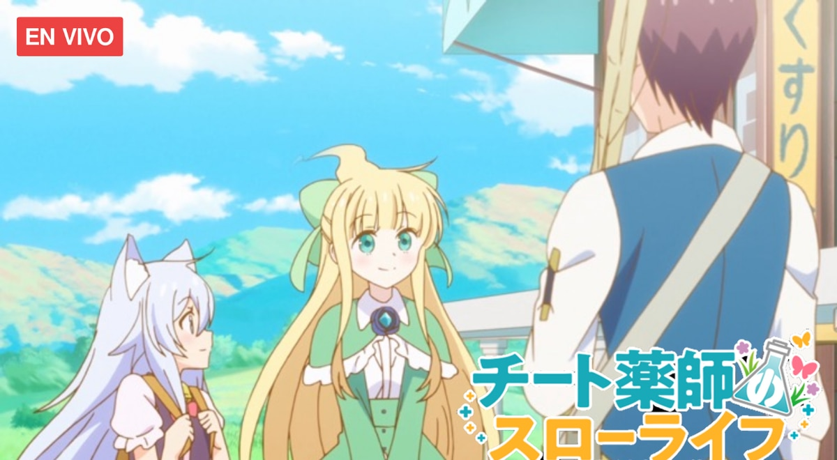 Cheat kusushi no slow life, chapter 9 online sub Spanish: how, when and where to see the new episode?
