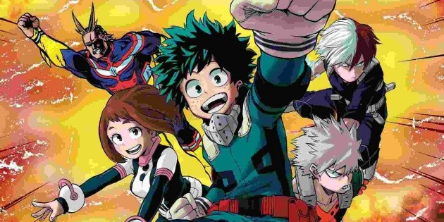 Everything we know about the upcoming My Hero Academia spin off