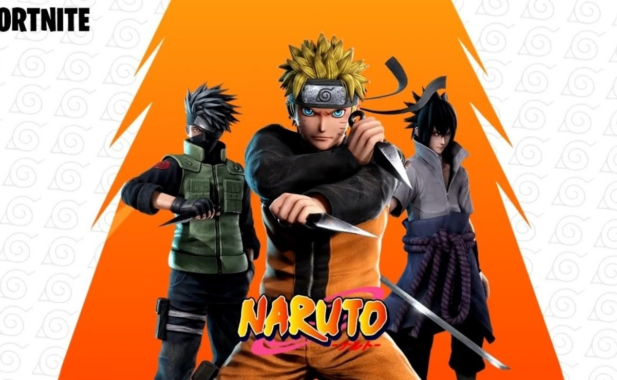 Fortnite Narutos arrival possibly confirmed When will the skin arrive
