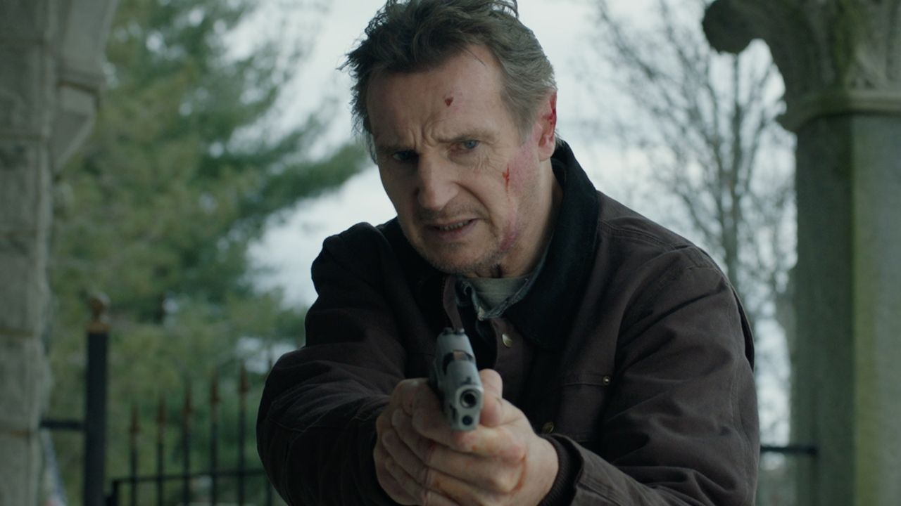 Maligno Old and the new of Liam Neeson Relentless Revenge