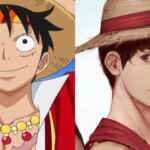 Marvel artist recreates versions of Goku from Dragon Ball and Luffy from One Piece in comic