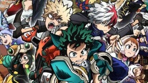 My Hero Academia: World Heroes' Mission will hit theaters in Latin America