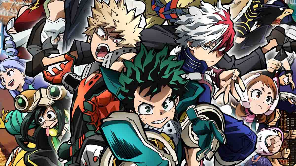 My Hero Academia World Heroes Mission will hit theaters in