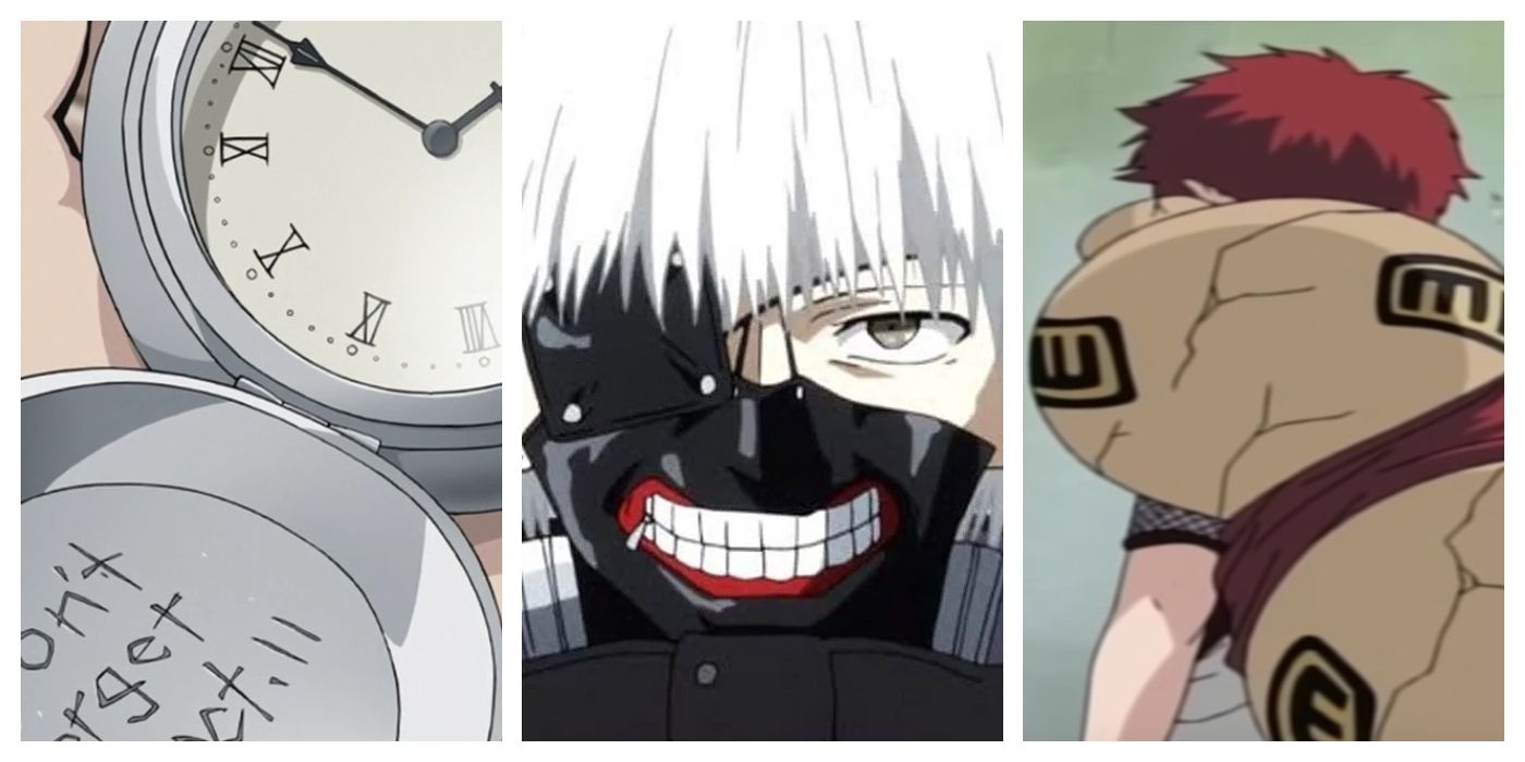 Naruto headbands and 9 other iconic accessories from the anime